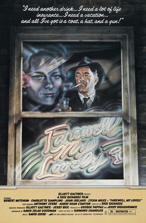 Farewell, My Lovely - Movie Poster (thumbnail)