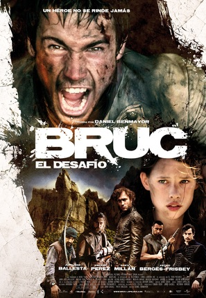 Bruc. La llegenda - Spanish Movie Poster (thumbnail)