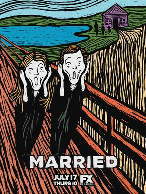 """""""Married"""" - Movie Poster (thumbnail)"""
