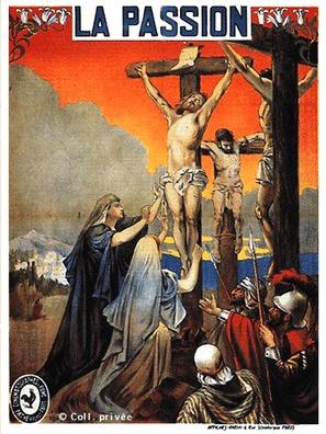 Vie du Christ, La - French Movie Poster (thumbnail)