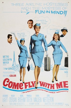 Come Fly with Me - Movie Poster (thumbnail)