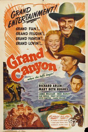 Grand Canyon - Movie Poster (thumbnail)