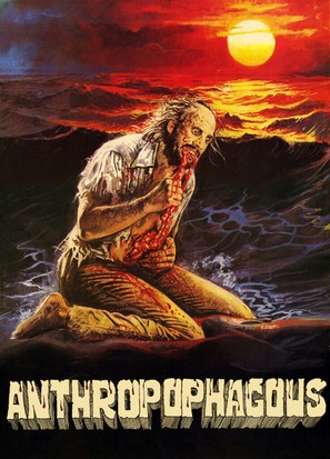 Antropophagus - Movie Poster (thumbnail)