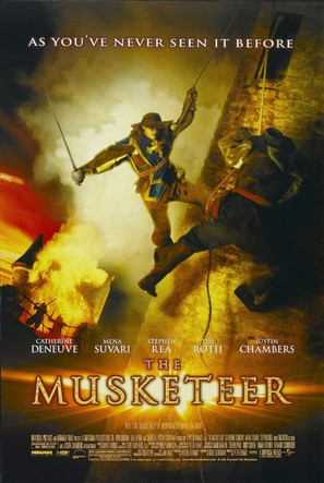 The Musketeer - Movie Poster (thumbnail)