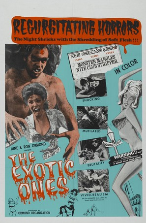 The Exotic Ones - Movie Poster (thumbnail)