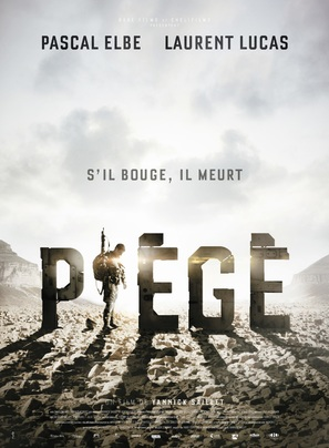 Piégé - French Movie Poster (thumbnail)