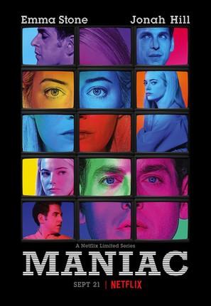 """""""Maniac"""" - Movie Poster (thumbnail)"""