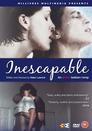 Inescapable - British Movie Cover (thumbnail)