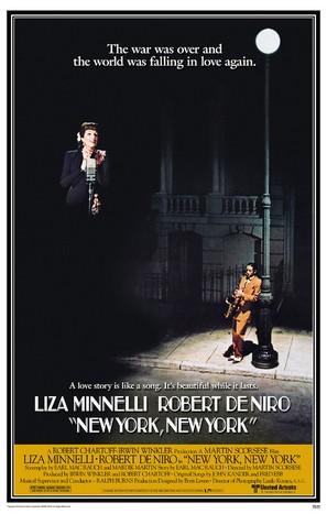 New York, New York - Movie Poster (thumbnail)