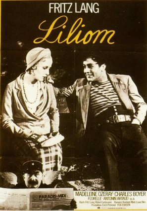 Liliom - German Movie Poster (thumbnail)