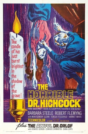 L'orribile segreto del Dr. Hichcock - Movie Poster (thumbnail)