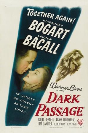 Dark Passage - Movie Poster (thumbnail)