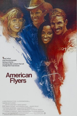 American Flyers - Movie Poster (thumbnail)