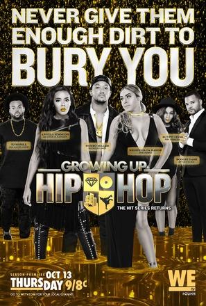 """""""Growing Up Hip Hop"""""""