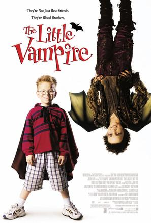 The Little Vampire - poster (thumbnail)