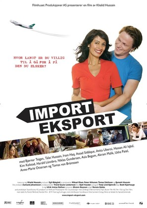 Import-eksport - Norwegian Movie Poster (thumbnail)
