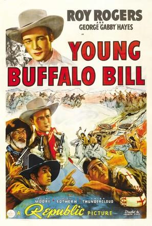 Young Buffalo Bill - Movie Poster (thumbnail)