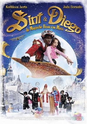 Sint & Diego en de Magische Bron van Myra - Dutch Movie Poster (thumbnail)