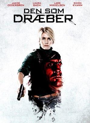 """""""Den som dræber"""" - Danish Movie Poster (thumbnail)"""