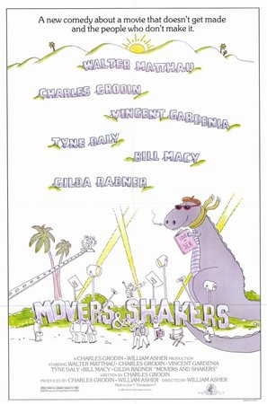 Movers & Shakers - Movie Poster (thumbnail)