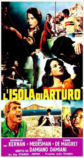 L'isola di Arturo - Italian Movie Poster (thumbnail)
