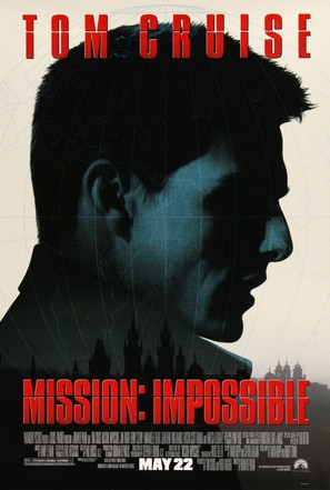 Mission: Impossible - Movie Poster (thumbnail)