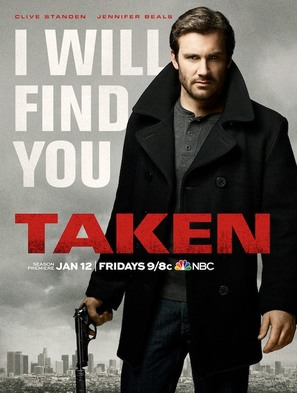 """Taken"" - Movie Poster (thumbnail)"