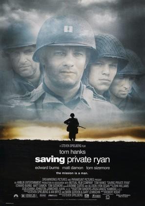 Saving Private Ryan - Movie Poster (thumbnail)