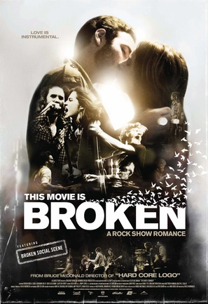 This Movie Is Broken - Canadian Movie Poster (thumbnail)