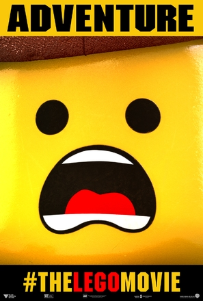 The Lego Movie - Movie Poster (thumbnail)