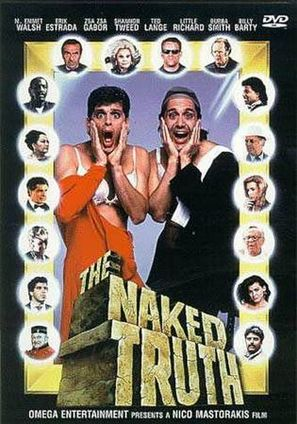 The Naked Truth - DVD movie cover (thumbnail)