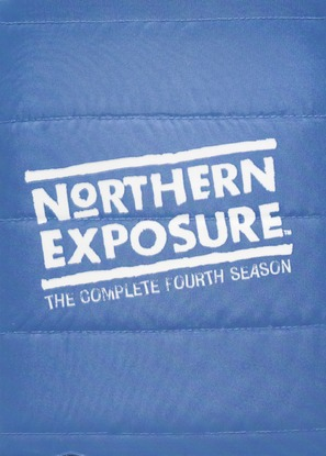 """Northern Exposure"" - DVD movie cover (thumbnail)"