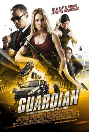 Guardian - Indonesian Movie Poster (thumbnail)