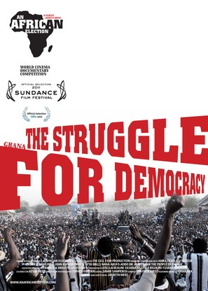 An African Election - Movie Poster (thumbnail)