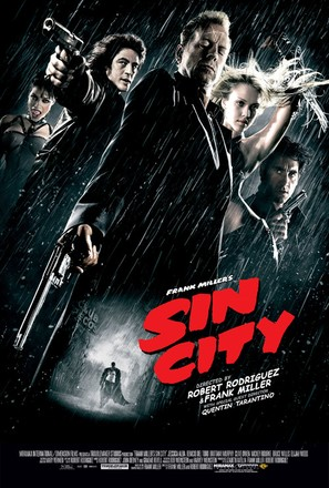 Sin City - Movie Poster (thumbnail)