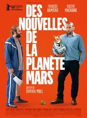 Des nouvelles de la planète Mars - French Movie Poster (thumbnail)