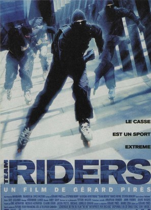 Riders - French Movie Poster (thumbnail)