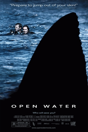 Open Water - Movie Poster (thumbnail)