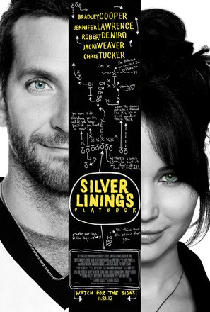 Silver Linings Playbook - Movie Poster (thumbnail)