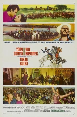 Taras Bulba - Movie Poster (thumbnail)