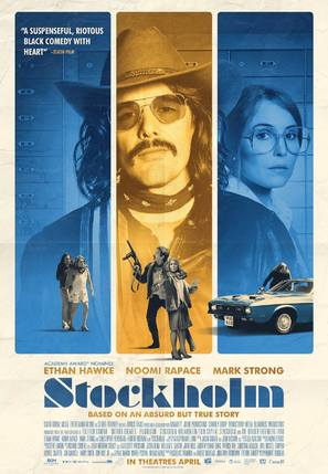 Stockholm - Movie Poster (thumbnail)