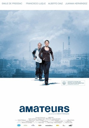 Amateurs - Spanish Movie Poster (thumbnail)