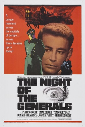 The Night of the Generals - Movie Poster (thumbnail)