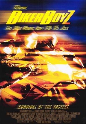 Biker Boyz - Movie Poster (thumbnail)