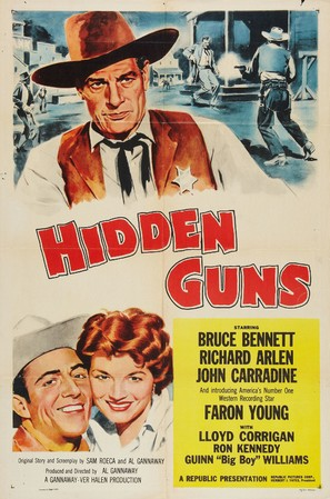 Hidden Guns