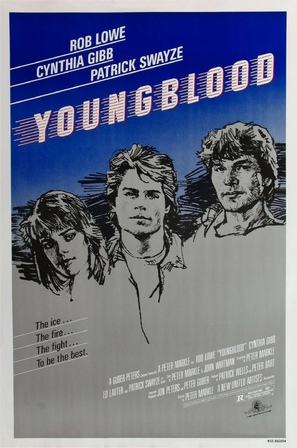 Youngblood - Movie Poster (thumbnail)