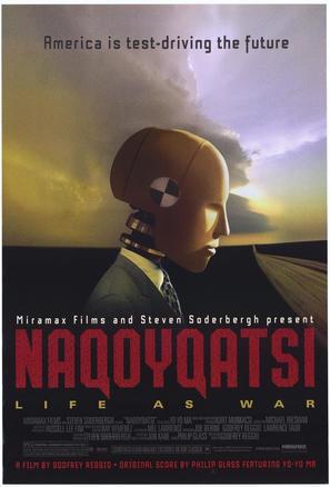 Naqoyqatsi - Movie Poster (thumbnail)