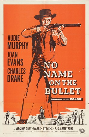 No Name on the Bullet - Movie Poster (thumbnail)