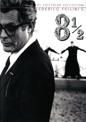 8½ - DVD movie cover (thumbnail)