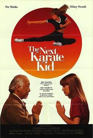 The Next Karate Kid - Movie Poster (thumbnail)